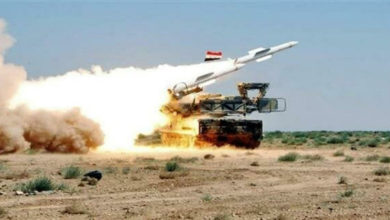 Syria shots down drones