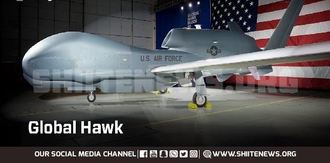 Iran shot down US drone