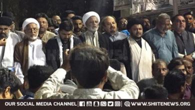 Abbas Kumaili laid to rest
