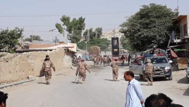Loralai terror attack foiled