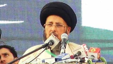 Allama Sibtain demands action