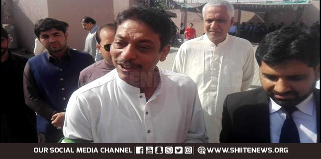 Faisal Raza Abidi acquitted