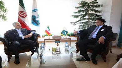Fawad Chaudhry Iran visit