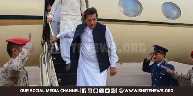 Imran Khan US visit
