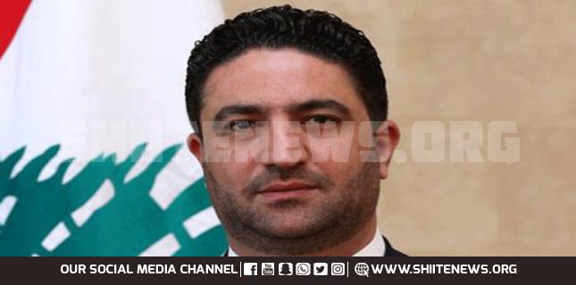 Saleh al Gharib Lebanon minister