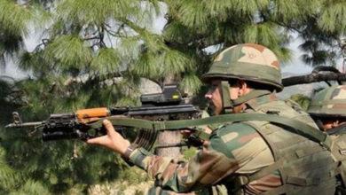 Pak Army retaliation LoC