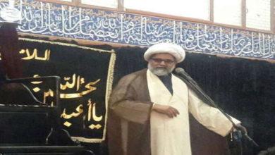 Allama Raja Nasir says Bibi Fatima Zahra a symbol of right