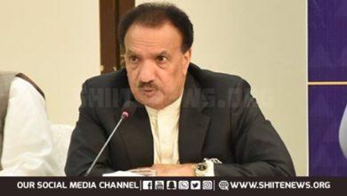 Senator Rehman Malik sees nexus between ISIL and Indian RSS