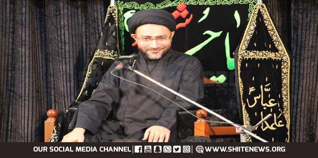 Allama Shahenshah Naqvi demands