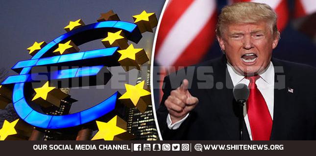 EU silent Trump remarks