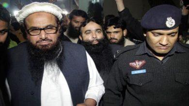 Anti terrorism court convicts Hafiz Saeed