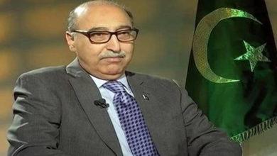 Pakistan senior diplomat Iran