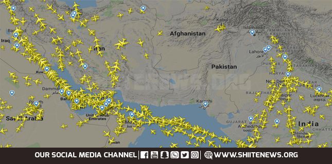 Pakistan not closed airspace