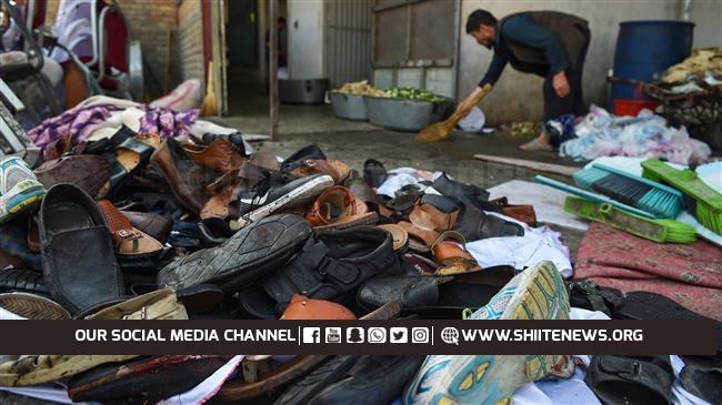 Shia Muslims Kabul