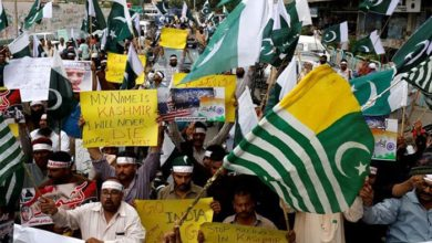 Pakistan Kashmir 14th August