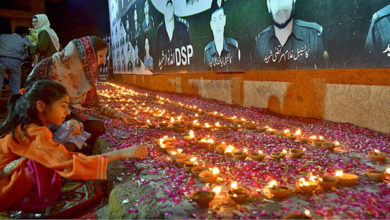 Police Martyrs Day Pakistan