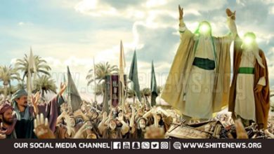 Eid e Ghadir being celebrated