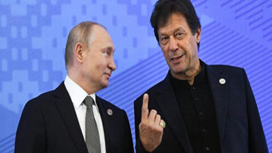 Pakistan Russia Kashmir India
