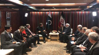 Imran Khan meets Rouhani