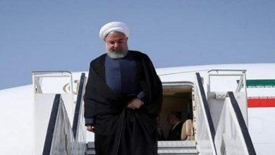 Iran president in New York
