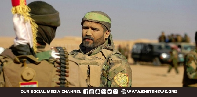 Iraqi army, Hashd al-Sha'abi