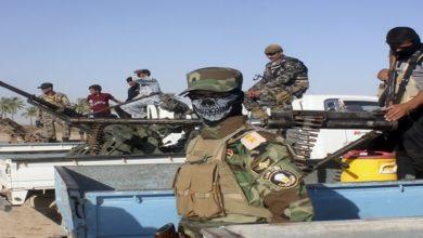 Iraqi forces, Samarra