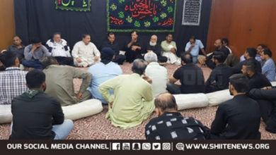 resstrictions on azadari rejected