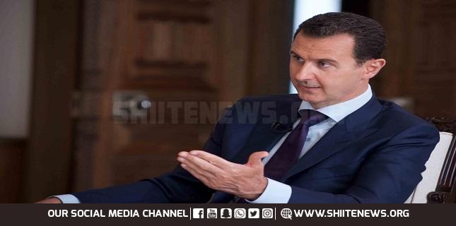 President Assad, Syria