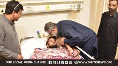 injured of Babusar mishap