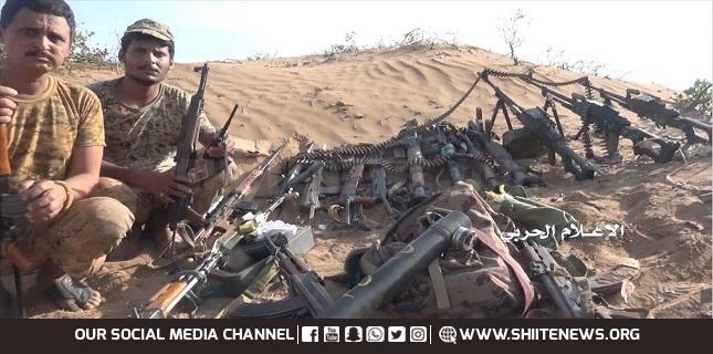 Saudi mercenaries