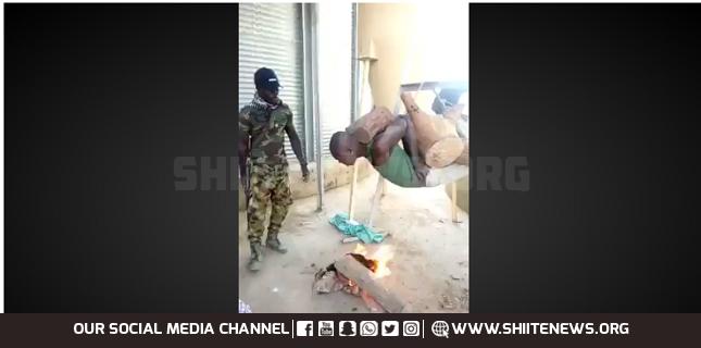 Torturing Civilian, Nigerian army, Sheikh Zakzaky