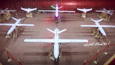 Yemeni drone, King Khalid airbase