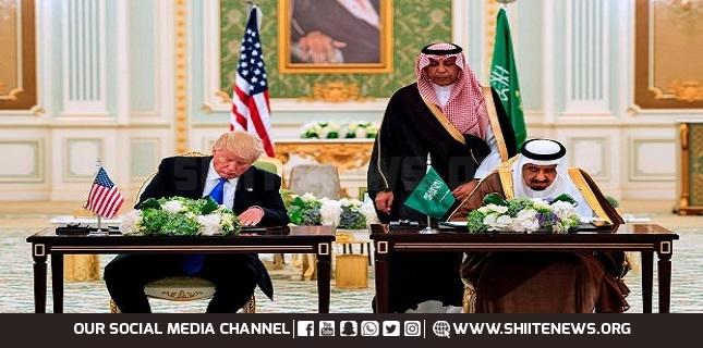 U.S-Saudi Arms Deals