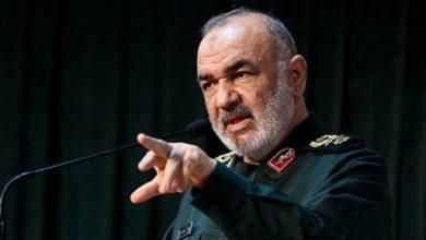 defeating enemy, General Salami, IRGC
