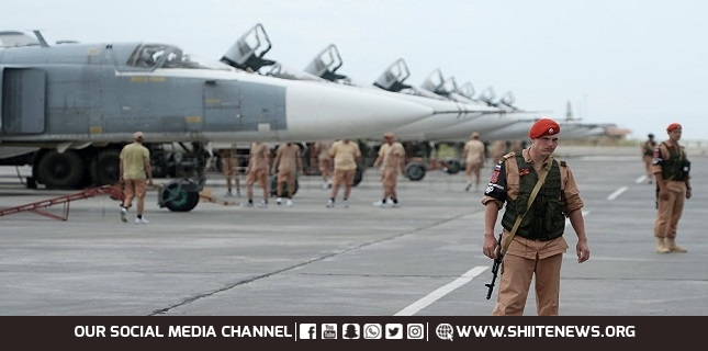 Hmeimin air base, drone attack