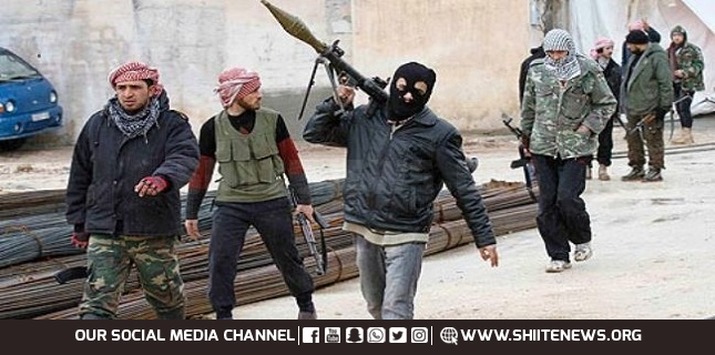 Al-Jolani, Syria, terrorists