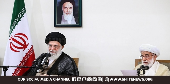 trusted in Europeans, Ayatollah Khamenei