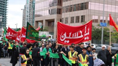 worldwide ashura azadari