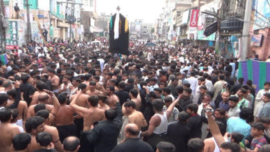 Majlis e Aza Gujrat Jassoki