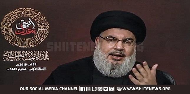Nasrallah warns