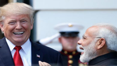 US Trump India Kashmir