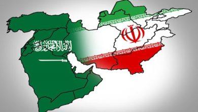Saudi Arabia, Iran