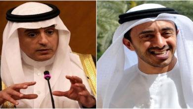 saudi uae ministers pakistan