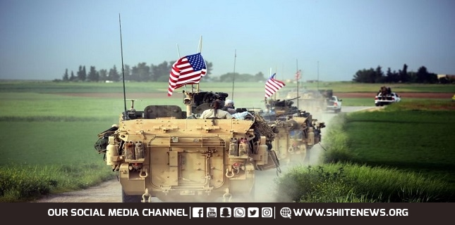 Syria, US Turkish forces