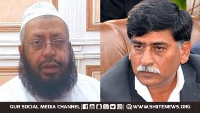 Deobandi cleric Mufti Naeem
