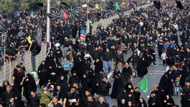 Arbaeen in Iran today