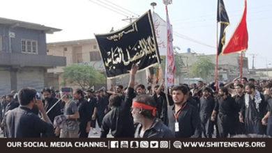 Thousands attend 22nd Safar