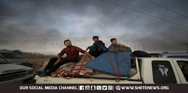 Northeast Syria