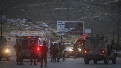 Israel attacks activists