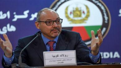 EU ambassador emphasises Afghanistan ceasefire
